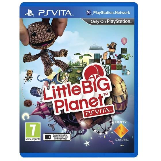LittleBigPlanet 3 - PSVita
