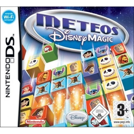 Meteos Disney Magia - DS