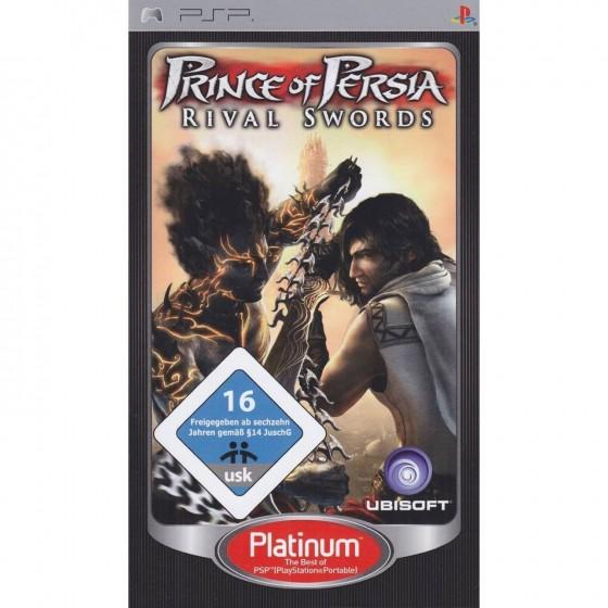 Prince of Persia - Rival Swords - Platinum - PSP