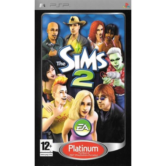 The Sims 2 - Platinum - PSP