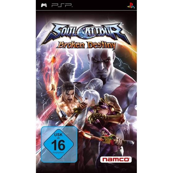 Soulcalibur - Broken Destiny - PSP