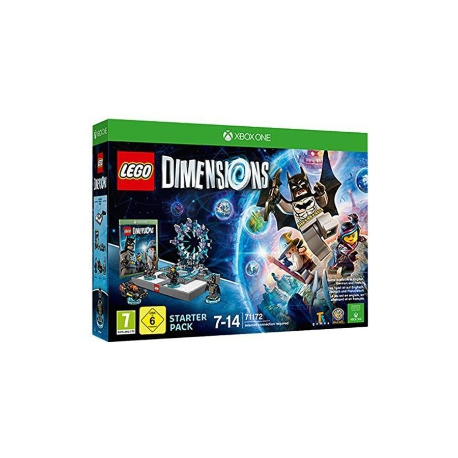 Lego Dimensions Starter Pack per xbox one
