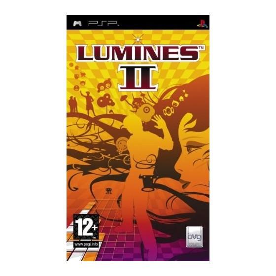 Lumines 2 - PSP