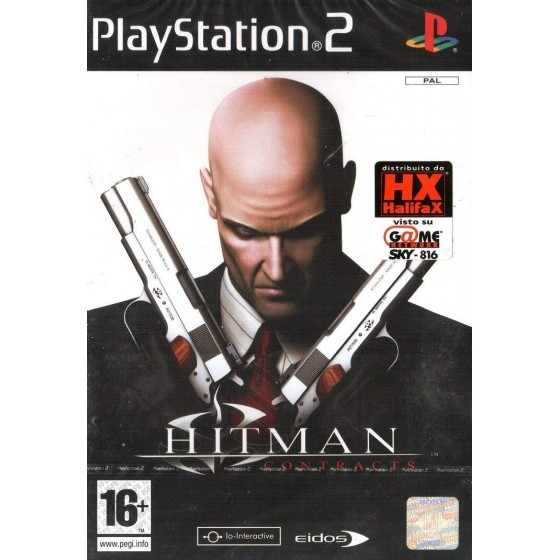 Hitman - Contracts - PS2 usato