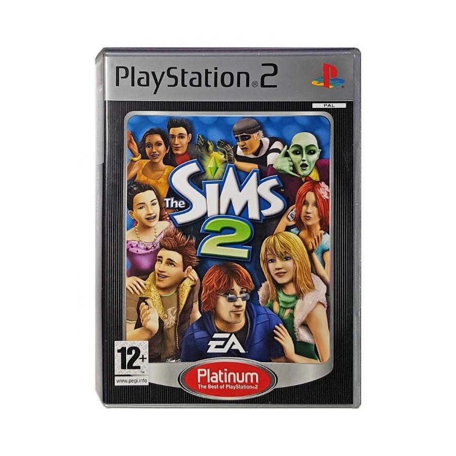 The Sims 2 - Platinum - PS2