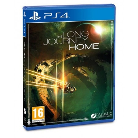 The Long Journey Home - PS4