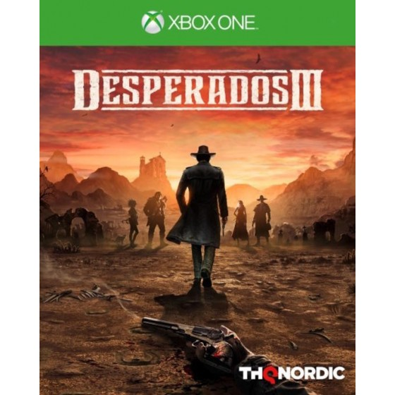 Desperados 3 - Xbox One - The Gamebusters