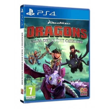 Dragons: L'Alba dei Nuovi Cavalieri - PS4