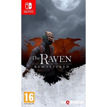 The Raven Remastered - Switch