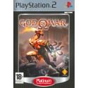 God of War - Platinum - PS2