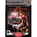 God of War 2 - Platinum - PS2