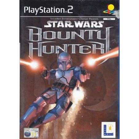 Star Wars Bounty Hunter - PS2 usato