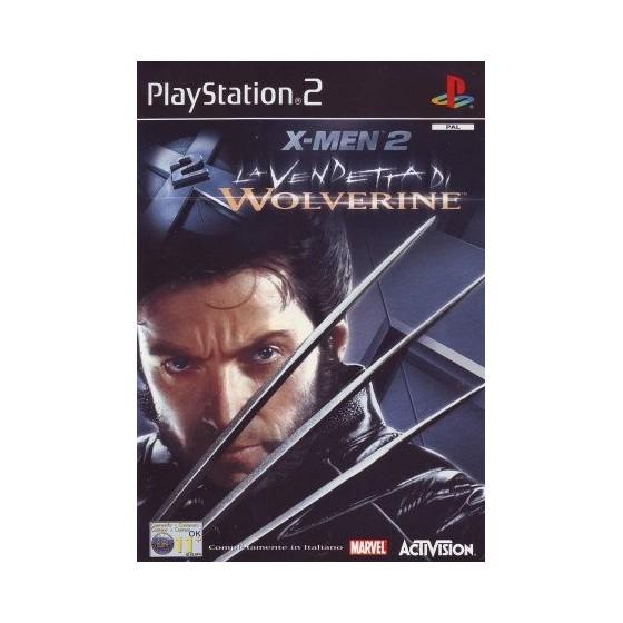 X-Men 2 - La Vendetta di Wolverine - PS2