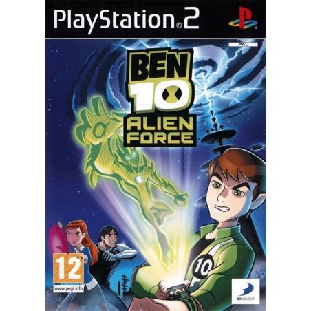 Ben 10 Alien Force - PS2 usato