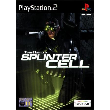 Tom Clancy's Splinter Cell - PS2 usato