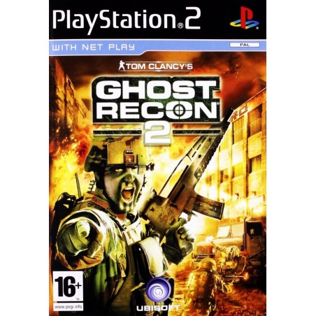 Tom Clancy's Ghost Recon 2 - PS2 usato