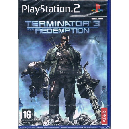 Terminator 3 The Redemption - PS2 usato
