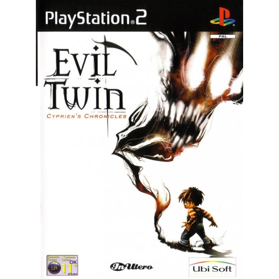Evil Twin Cyprien's Chronicles - PS2