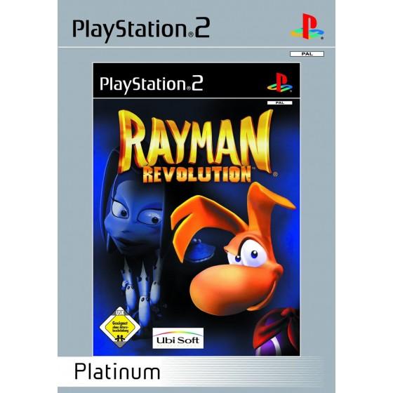 Rayman Revolution - Platinum - PS2 usato