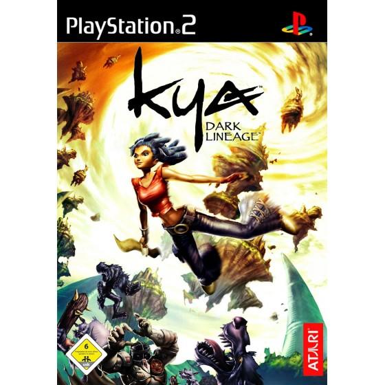 Kya Dark Lineage - PS2