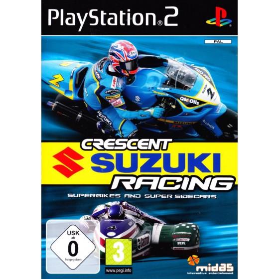 Crescent Suzuki Racing - PS2
