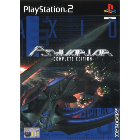 Psyvariar - PS2