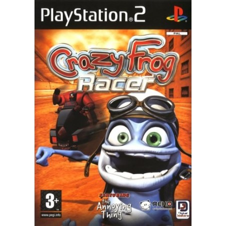 Crazy Frog Racer - PS2