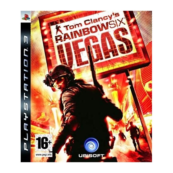 Tom Clancy's Rainbow Six Vegas - PS3