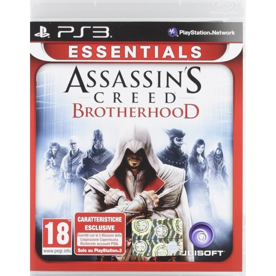 Assassin's Creed Brotherhood - Essentials - PS3