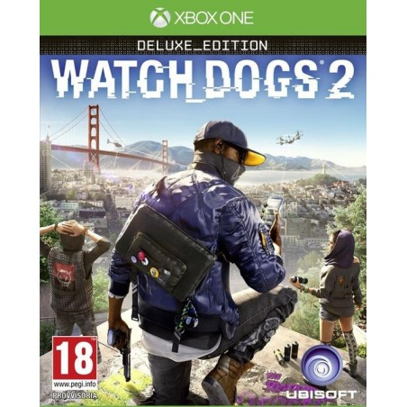 Watch Dogs 2 - Deluxe Edition - Xbox One