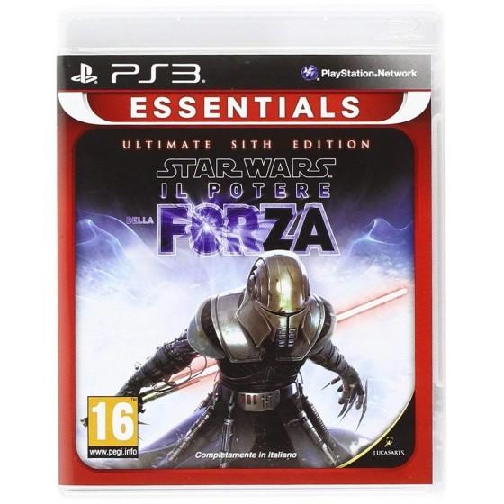 Star Wars Il Potere della Forza - Ultimate Sith Edition - Essentials - PS3