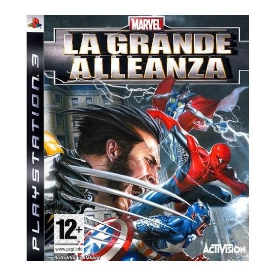 MARVEL La Grande Alleanza - PS3 usato