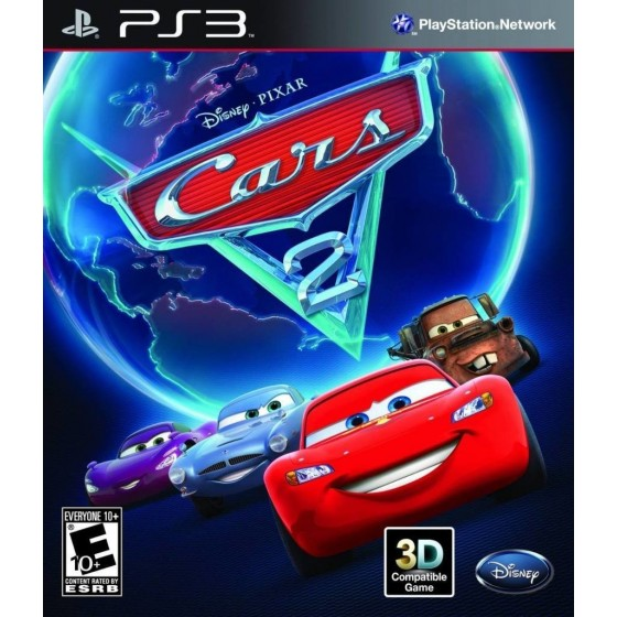 Cars 2 - PS3 usato