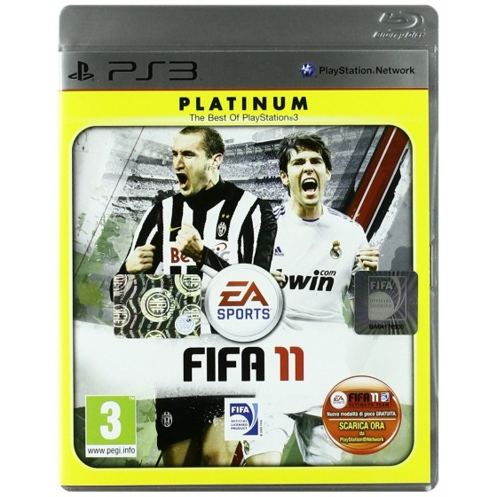 FIFA 11 - Platinum - PS3