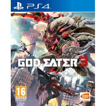 God Eater 3 - Preorder PS4