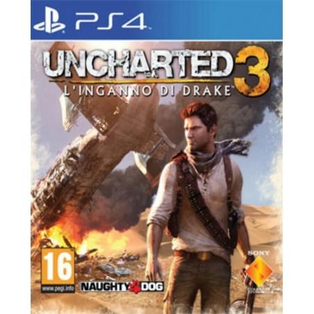Uncharted 3:L'inganno di Drake Remastered - PS4