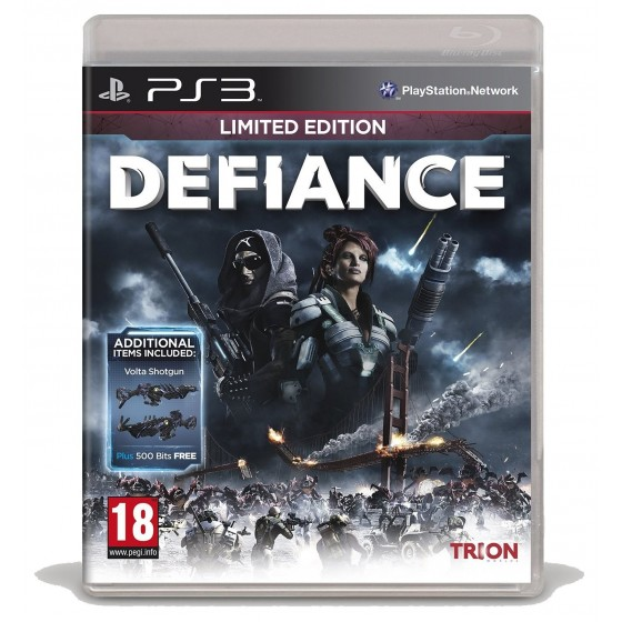 Defiance - PS3 usato