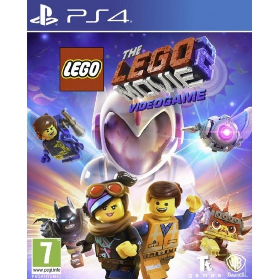 The LEGO Movie Videogame 2 - Preorder PS4