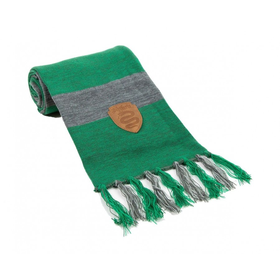 Sciarpa - Serpeverde Verde - Bioworld - Harry Potter