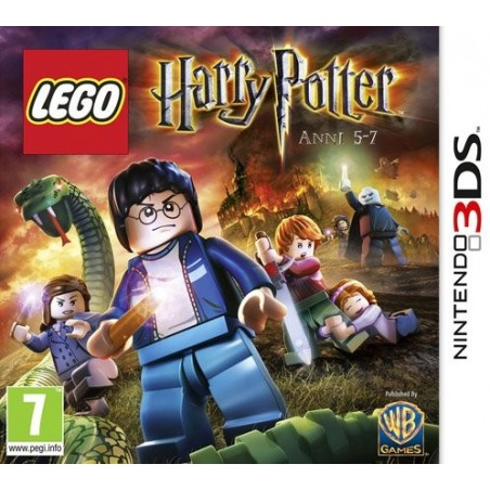 LEGO Harry Potter Anni 5-7 - 3DS