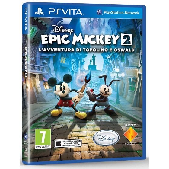Epic Mickey 2: L'avventura di Topolino e Oswald - PSVita