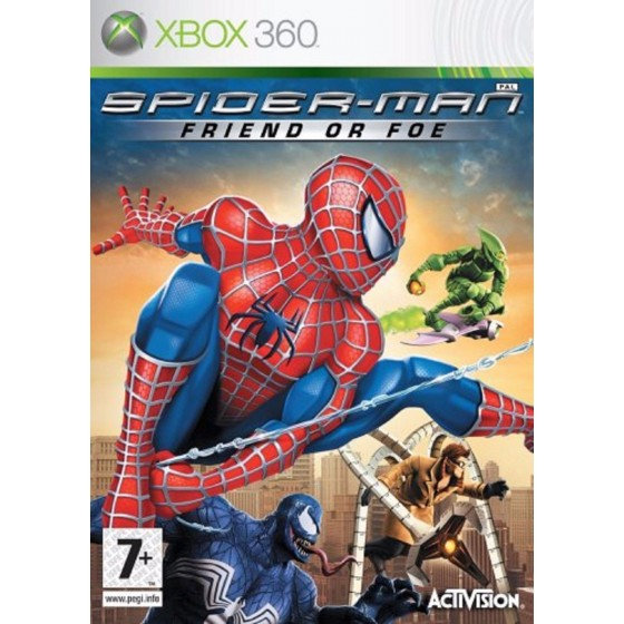 Spider-Man: Amici o Nemici - Xbox 360