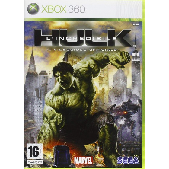 L'Incredibile Hulk - Xbox 360