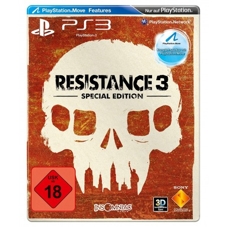 Resistance 3 - Special Edition - PS3 usato