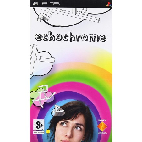 Echochrome - PSP