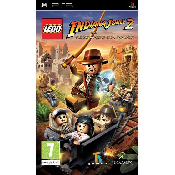 Lego Indiana Jones 2 - PSP