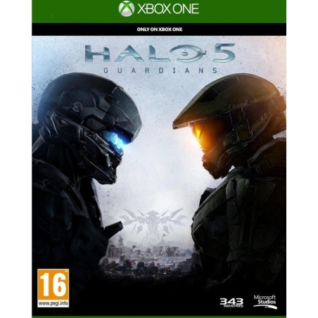 Halo 5 Guardians - Xbox One usato