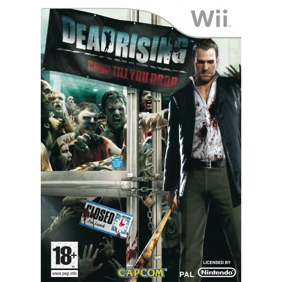 Dead Rising - Wii usato