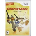 Sam e Max - Season One - Wii