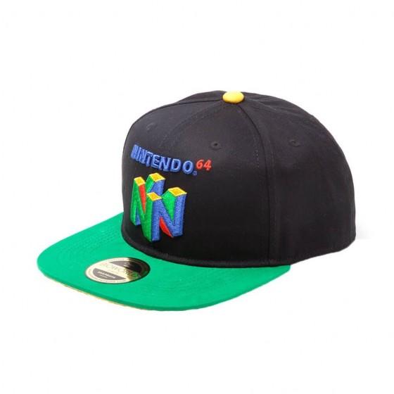 Cappello - Nintendo 64 Logo